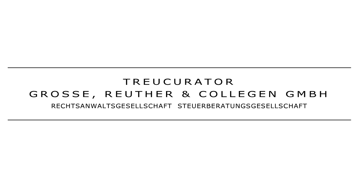 Treucurator Grosse, Reuther & Collegen GmbH